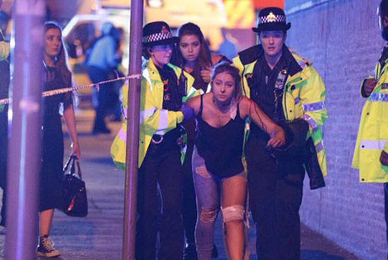 22 dead after terrorists attack Ariana Grande concert in UK