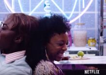 Poussey makes a return in 'Orange is the New Black,' 'Black Mirror' crossover