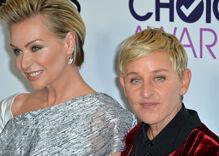 Gossipmongers say Ellen DeGeneres is 'miserable' with Portia de Rossi