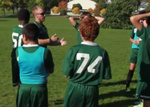 Watch this team's heartwarming reaction to their coach coming out as transgender