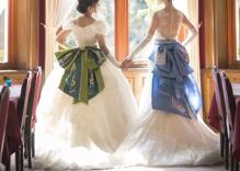 Japanese brides celebrate their love with an epic Disney wedding
