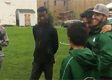 These boys just found out their soccer coach is transgender and it's okay