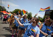Pride is longer & stronger on Long Island