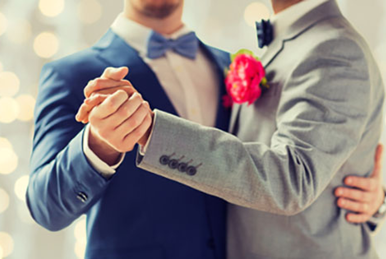 Same-sex couples plead with court to let them sue North Carolina over marriage