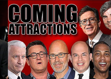 Right wing activists are targeting Rachel Maddow, Anderson Cooper, & Don Lemon
