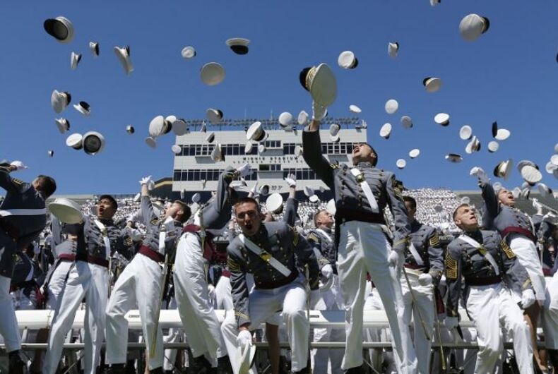 Transgender cadets stuck in limbo, can graduate but not serve