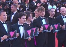 Cannes jury acts up for gay, bi men in Chechnya