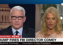 We are all Anderson Cooper rolling his eyes at Kellyanne Conway