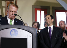 Gay Seattle mayor abandons re-election bid after sexual abuse allegations