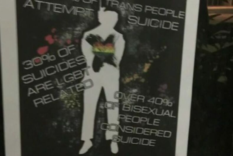 Houston anti-LGBTQ flier