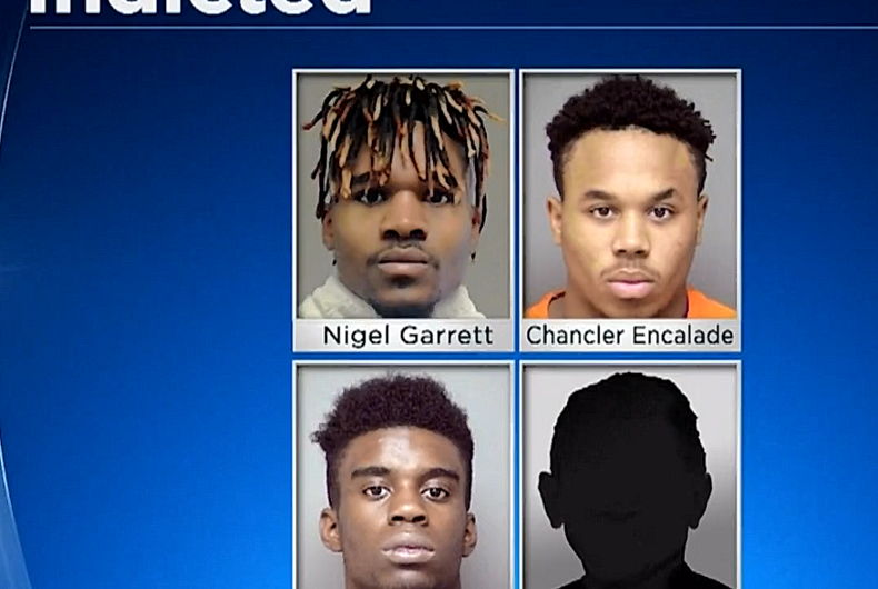 Grindr bandit gets 15 years in a Texas prison for robbing & assaulting gay men