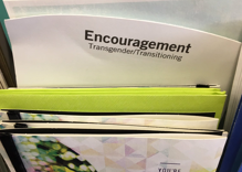 Hallmark has a greeting card for transitioning
