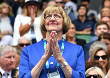 Tennis legend Margaret Court won't close her church because it's 'protected by the Blood of Jesus'