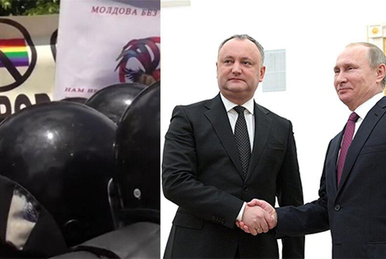 Moldova LGBT