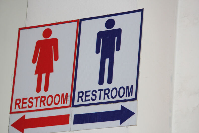 transgender bathroom rights