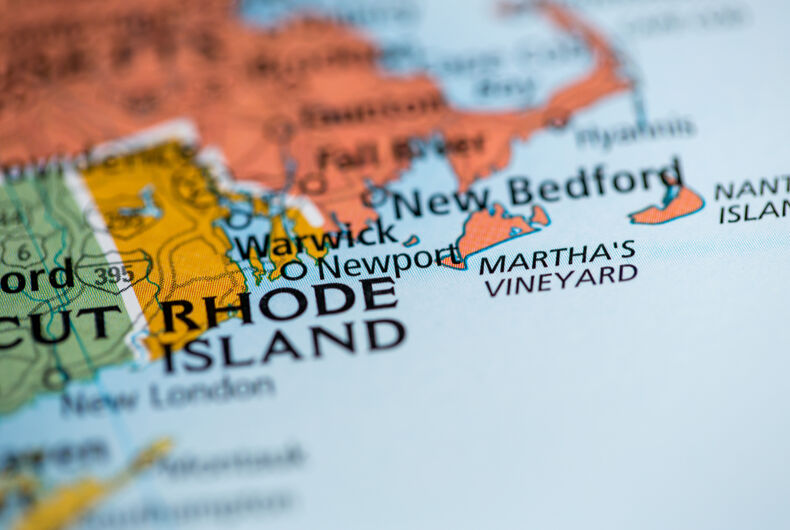 Rhode Island House votes to ban gay conversion therapy