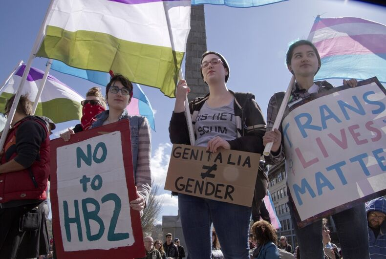 In landmark ruling, trans woman can sue under Americans with Disabilities Act