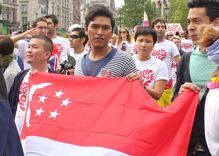 Singapore's Supreme Court says ban on homosexuality is necessary