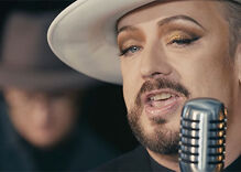 Boy George's cover of the iconic Village People hit YMCA will wow you