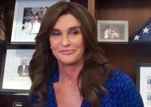 Caitlyn Jenner makes a gay joke about gun violence