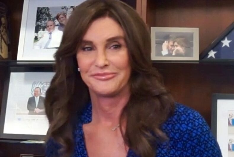 Caitlyn Jenner: Trump has been 'the worst' for transgender people