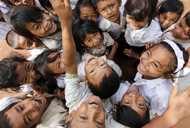 Cambodian schools will teach gay sex ed, abortion, & respect for trans people