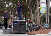 Now this is how you troll an antigay street preacher