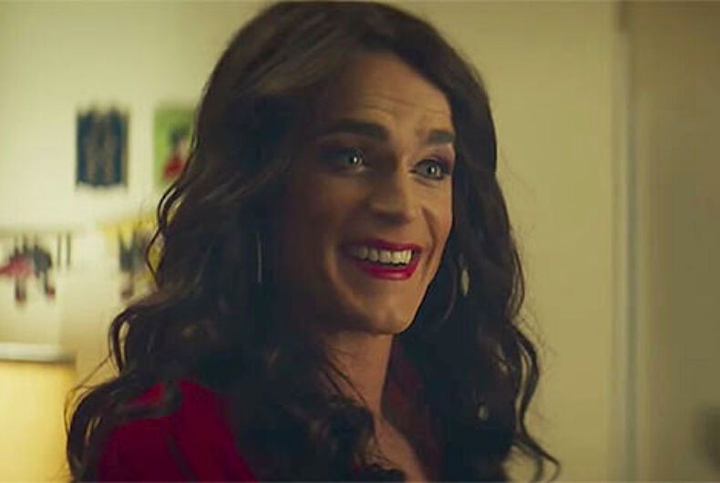 Why transgender activists want people to boycott the film 'Anything'