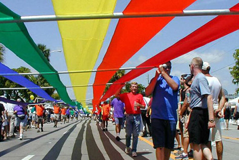 Pride rallies planned nationwide & one's not far from Trump's Florida resort