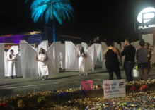 Not alone: 49 beautiful 'angels' watched over Pulse early this morning