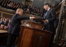 Paul Ryan is a co-conspirator to Donald Trump's disastrous presidency