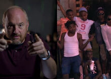 Louis CK releases documentary about an LGBT street gang