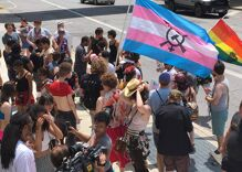 The trans folk who protested Pride have been sentenced, but was justice served?