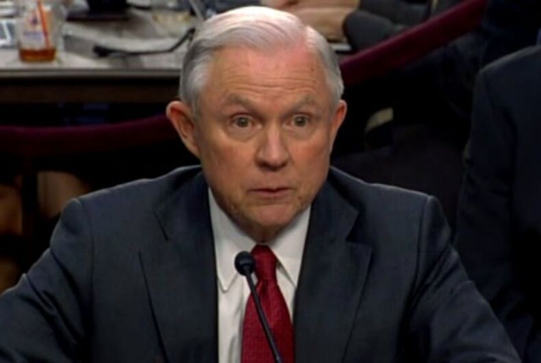 Jeff Sessions' new Russiagate lawyer is just as horrible as you'd expect