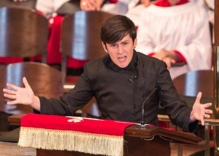 First non-binary person ordained in one of America's biggest churches