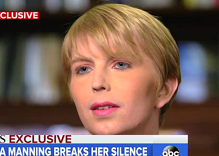 Chelsea Manning does first TV interview since release