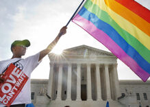 Supreme Court rejects 'religious freedom' case from foster agency that won't serve gay couples
