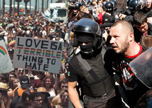 6 Pride events that went on in the face of violent threats