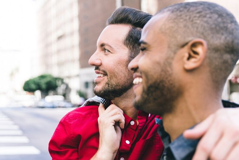 LGBT people are more sensitive to bias against other minorities