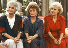 Why is the gay Golden Girls 'reboot' being rejected by all the networks?