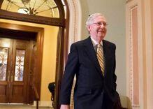 McCain returns for huge Senate healthcare vote