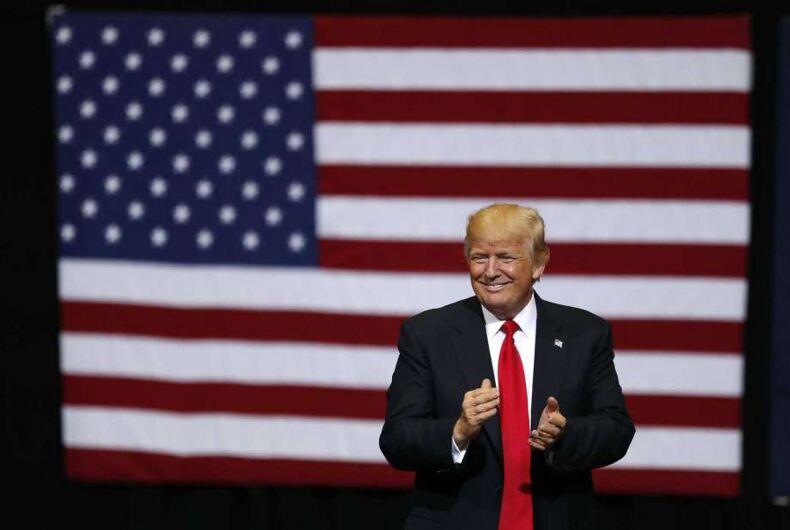 Trump Iowa 2017