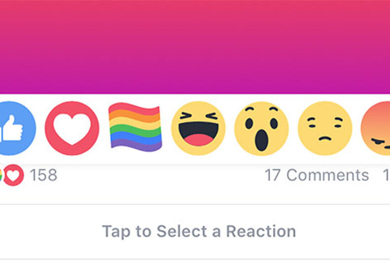 Facebook brings back pride flag emoji — but not for most of us