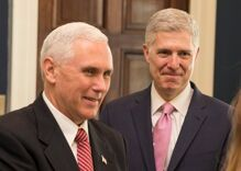 Neil Gorsuch could split the Supreme Court to a narrow victory on LGBTQ rights