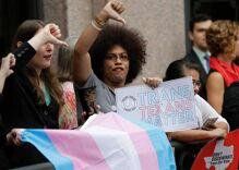 Texas Senate moving fast to push through anti-transgender 'bathroom bill'