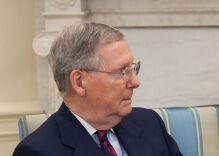 Senate delays vote on bill to take away 22 million people's health care