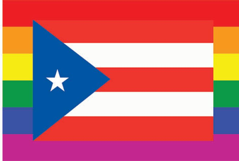 Puerto Rico takes first step toward equal rights for all