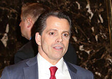 BREAKING: Trump fires Anthony Scaramucci as communications director