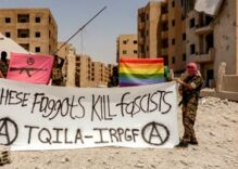First LGBTQ fighting unit forms to combat ISIS in Syria