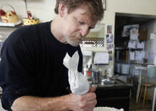 Anti-LGBTQ baker sues civil rights commission after he refuses to serve a trans customer